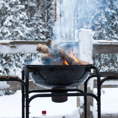 BASIS WINTER BBQ ( vanaf 15 personen )